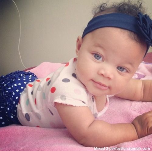 mixed baby - Google Search | BaBiES that Inspire ...