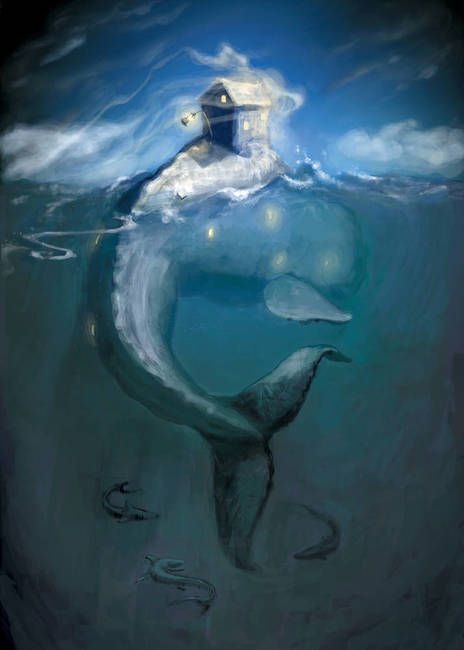 Cachalot, the Whale