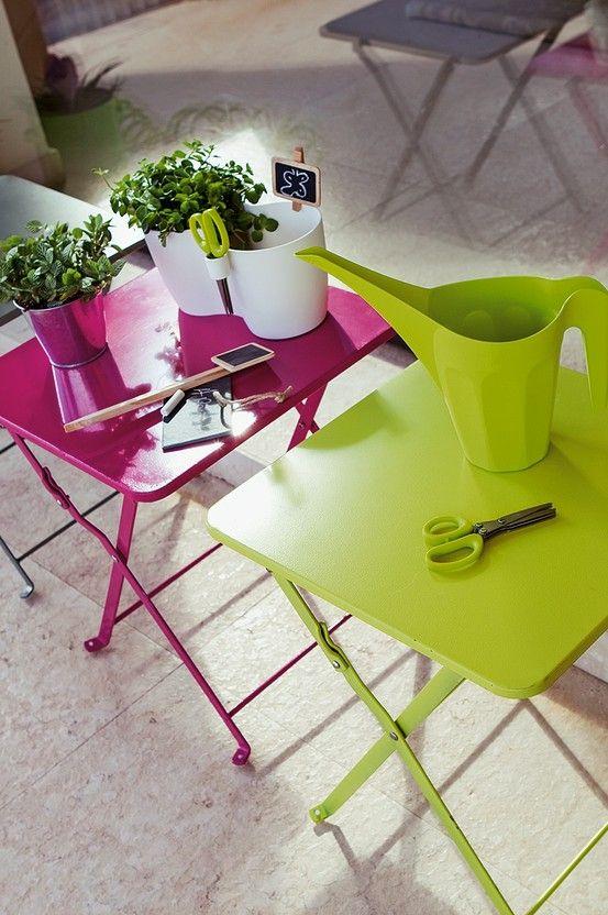 Ted | Table d\'appoint pliante - Décoration - Déco - Maison - Alinéa ...