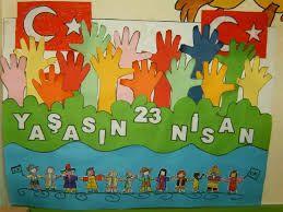 23 Nisan Resimleri Pastel Boya Ile Ilgili Gorsel Sonucu Nisan Sanat Etkinlikleri Pastel Boyalar