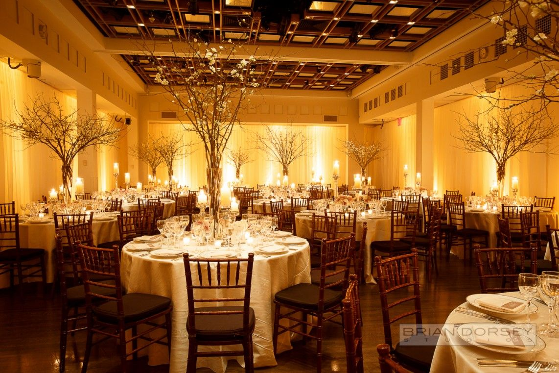 Sophisticated New York Wedding With Warm Amber Lighting Ines Di
