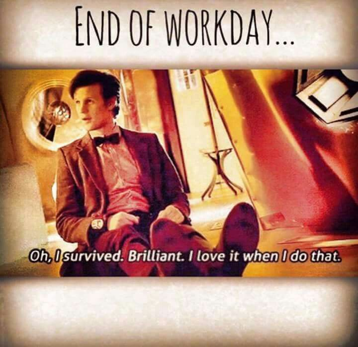 Pin By Jess Aguirre On Funnies Doctor Who Funny Doctor Who Quotes Doctor Who Memes