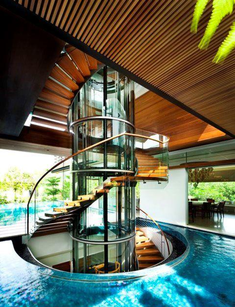 Best Botanica 11 Escalera Arquitectura Diseño Arquitectonico 400 x 300