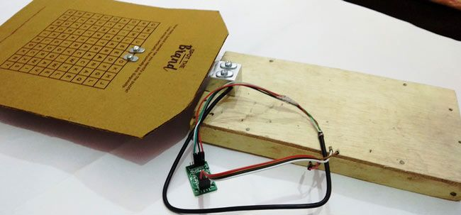 DIY Raspberry Pi Based Weight Sensing Automatic Gate