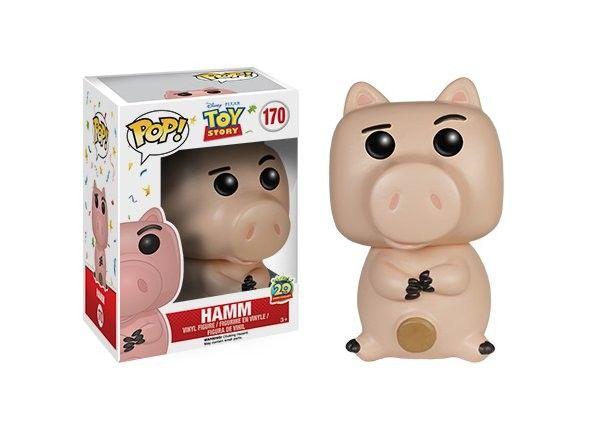 Toy Story Hamm POP! - Free Shipping!