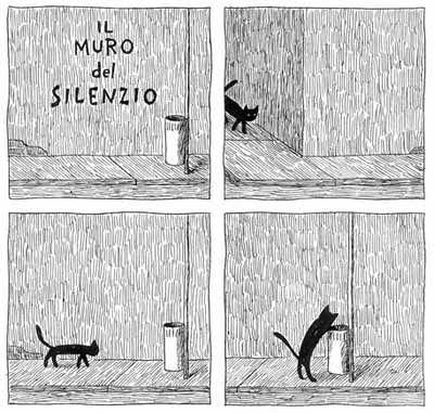 Il Muro del Silenzio, by Franco Matticchio