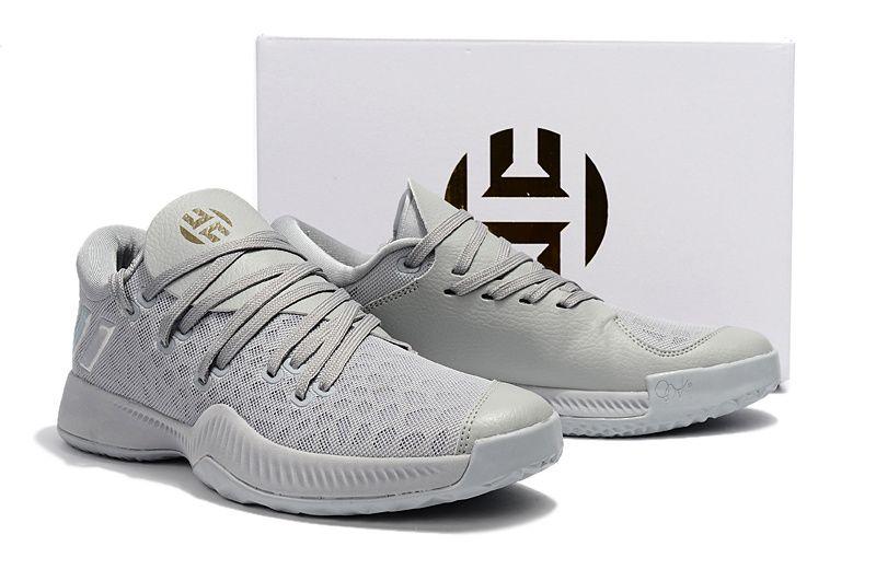 82889c3e5a2e adidas Harden 2 B E Wolf Grey Pure Platinum James Harden Shoes 2017 ...