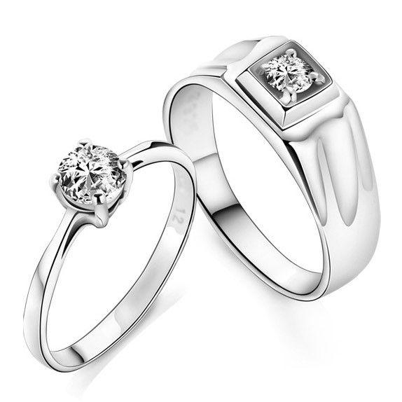 Designer Wedding Rings For Men And Women Custom Engraved