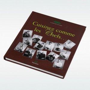 cuisinez comme les chefs livres recettes pinterest thermomix livre. Black Bedroom Furniture Sets. Home Design Ideas