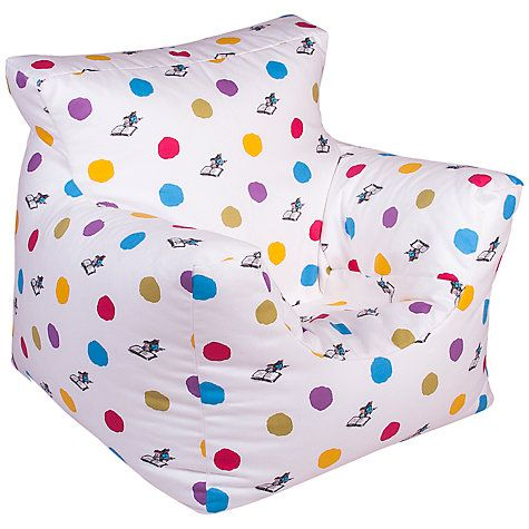 Buy Roald Dahl Wondercrump Bean Chair Online At Johnlewis