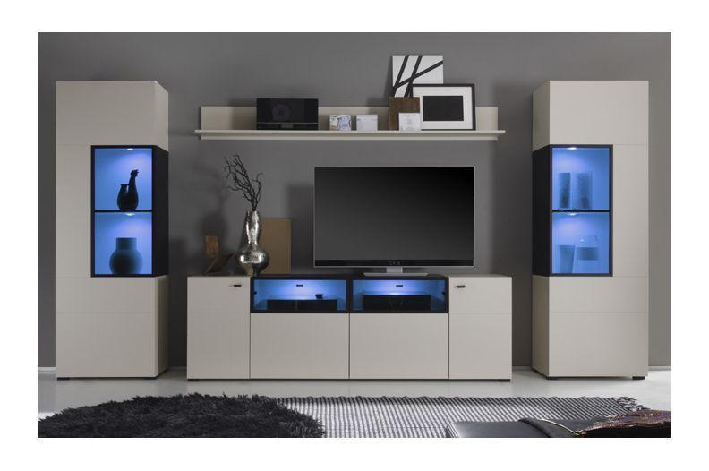 1000 ideas about meuble tv moderne on pinterest meuble tv blanc meuble tv laqu and meuble tv design - Meuble Salon Moderne
