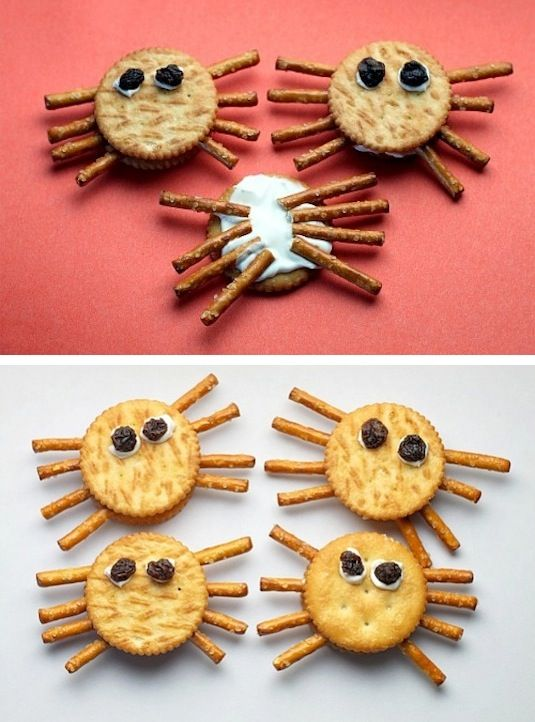 64 Healthy Halloween Snack Ideas For Kids (Non-Candy) School - halloween treat ideas for school parties