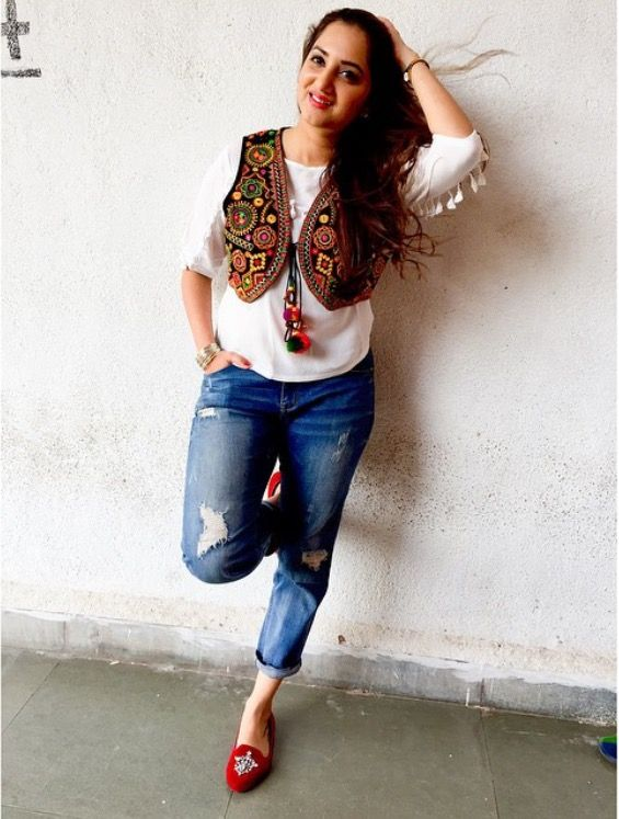 Pin by Chhoti doll on jeans top
