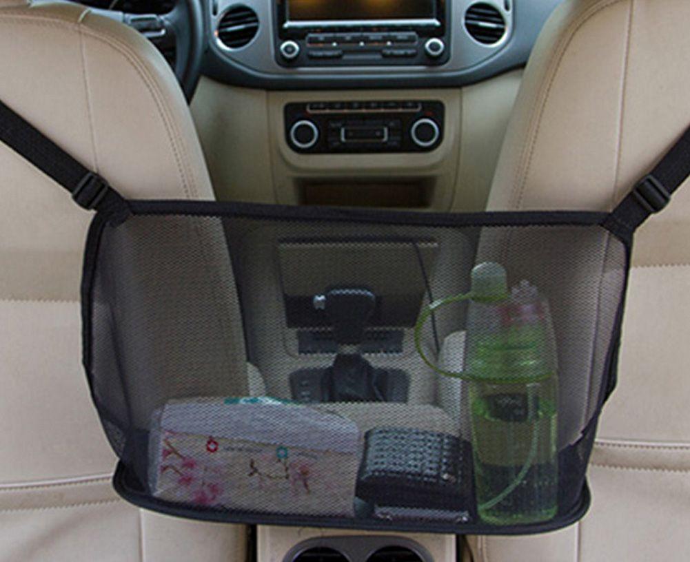 2 pieces Car Seat Storage Cargo Net Hook