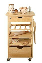 I Just Love This Cute Little Kitchen Trolley Only 217 98 Http Www Bestbutchersblock Compact Cfm Butchers Block