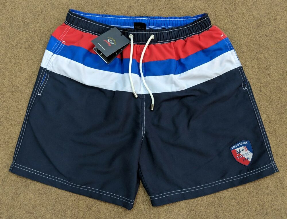Paul /& Shark Swim Shorts size L