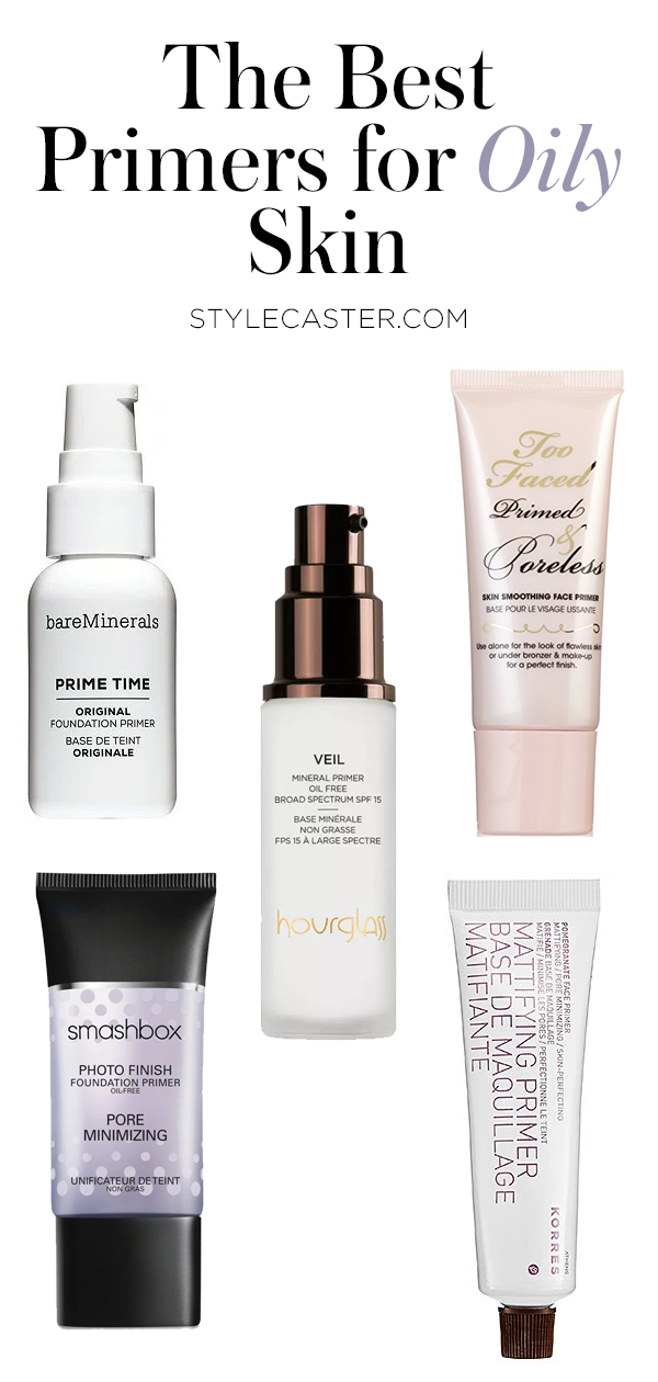 The 12 Best Primers For Oily Skin You Ll Want To Invest In Primer For Oily Skin Best Primer For Oily Skin Treating Oily Skin