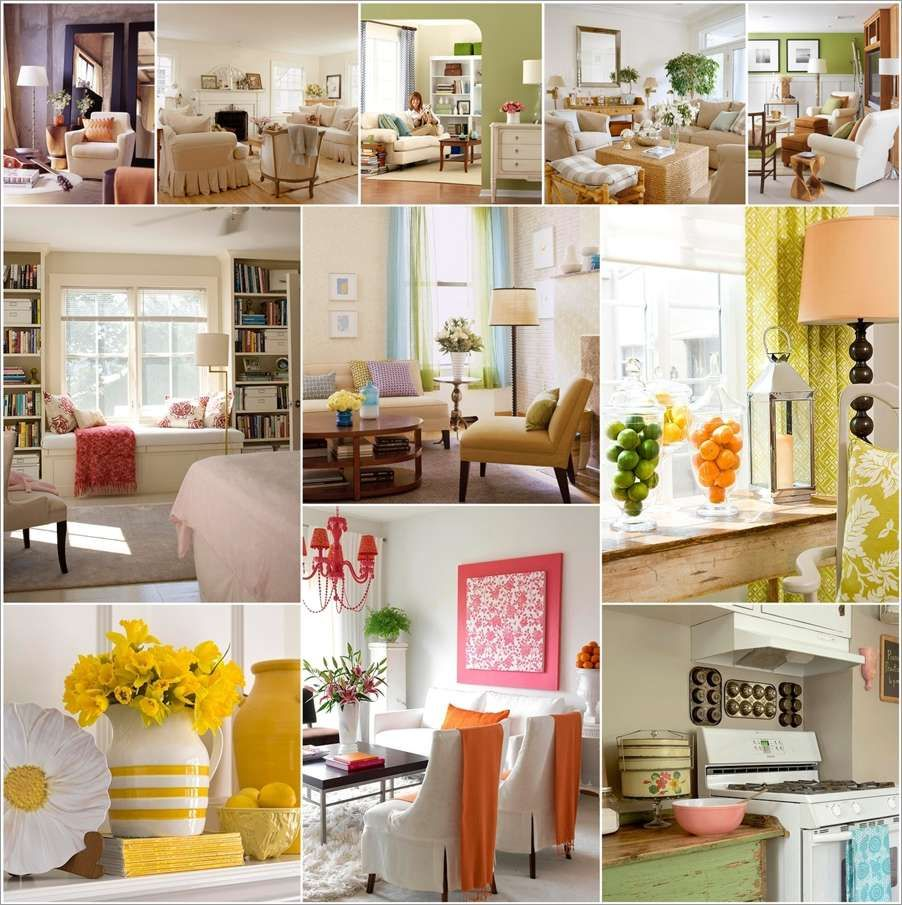25 No Money Decorating Ideas For Every Room Of Your Home