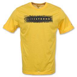 Nike LIVESTRONG Men's Speed Tee Shirt