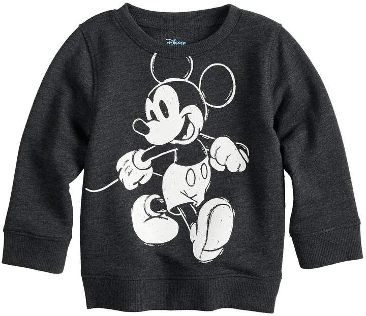 4aac79097 Disneyjumping Beans Disney's Mickey Mouse Baby Boy Sweatshirt by Jumping  Beans
