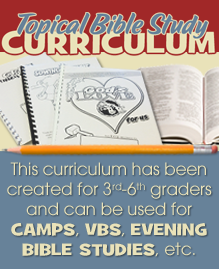 Free Curriculum Calvary Curriculum Kids Bible Sunday School
