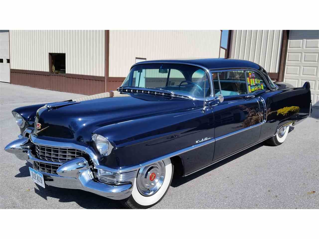 1955 Cadillac Coupe Deville for Sale | 1955 Cadillac Coupe DeVille ...