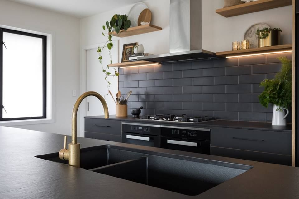 Encimeras Para Cocina Dekton Diseno De Interiores De Cocina Diseno De Cocina Cocina Oscura