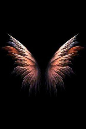IRLINYA: Etheric Angel Wings