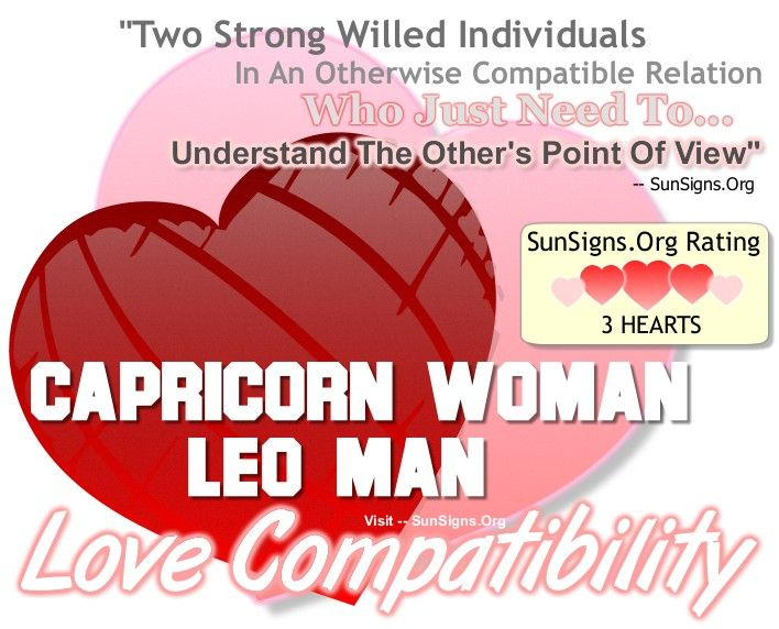 Leo man and leo woman sexuality
