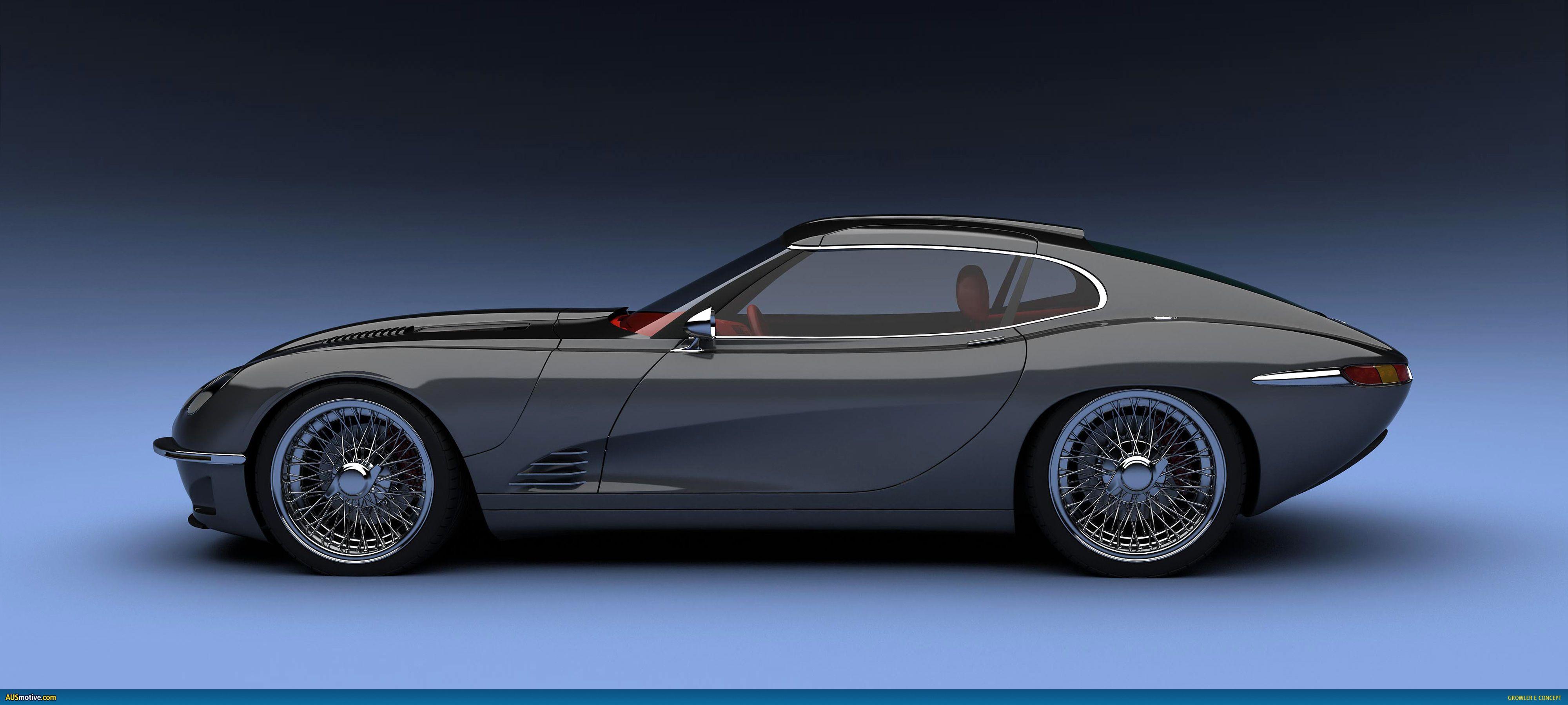 growler e type automotive perfection cool car stuff cars