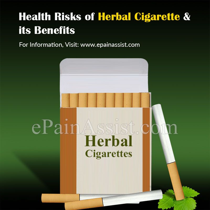 Health benefits of herbal cigarettes elites electronic cigarette charger