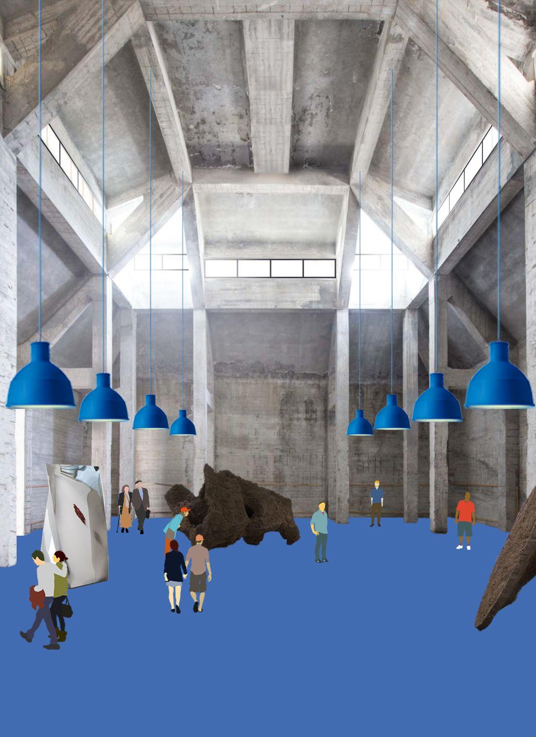 Spoor uno8a bologna italy 2016 arch graphic for Idee architettura interni