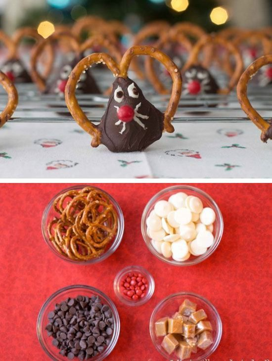 party food ideas for christmas