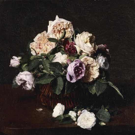 Vase of Peonies flowers hand paint Dream-art Oil painting Henri Fantin Latour