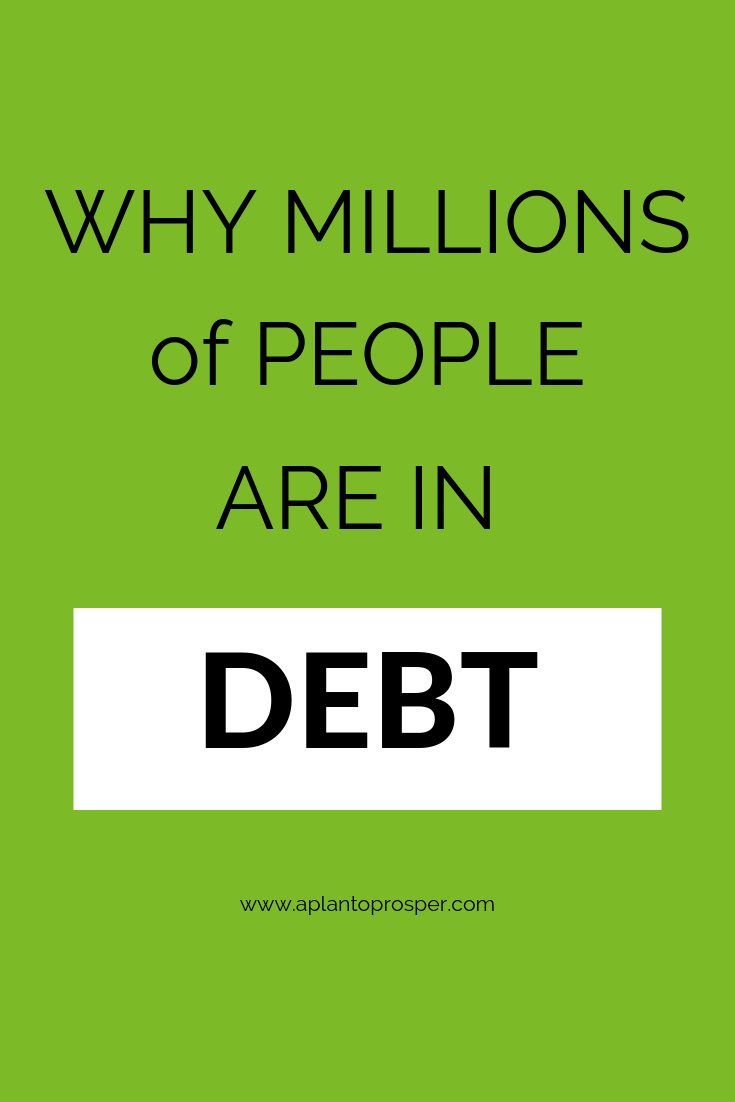 Why Millions Of People Are In Debt Personal Loans Budget Help Personal Finance Printables