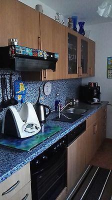 Gebraucht Komplette Küche -Komplette Küche ink. Backofen, Elektro ...