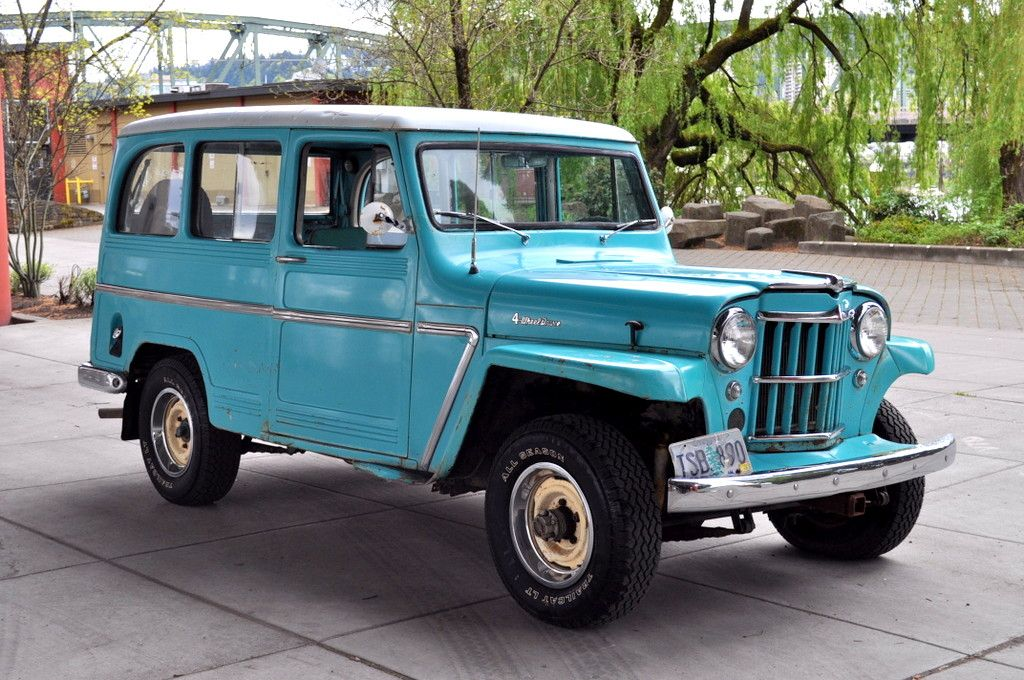 Willys Overland Jeep Jeep Pinterest Jeeps And