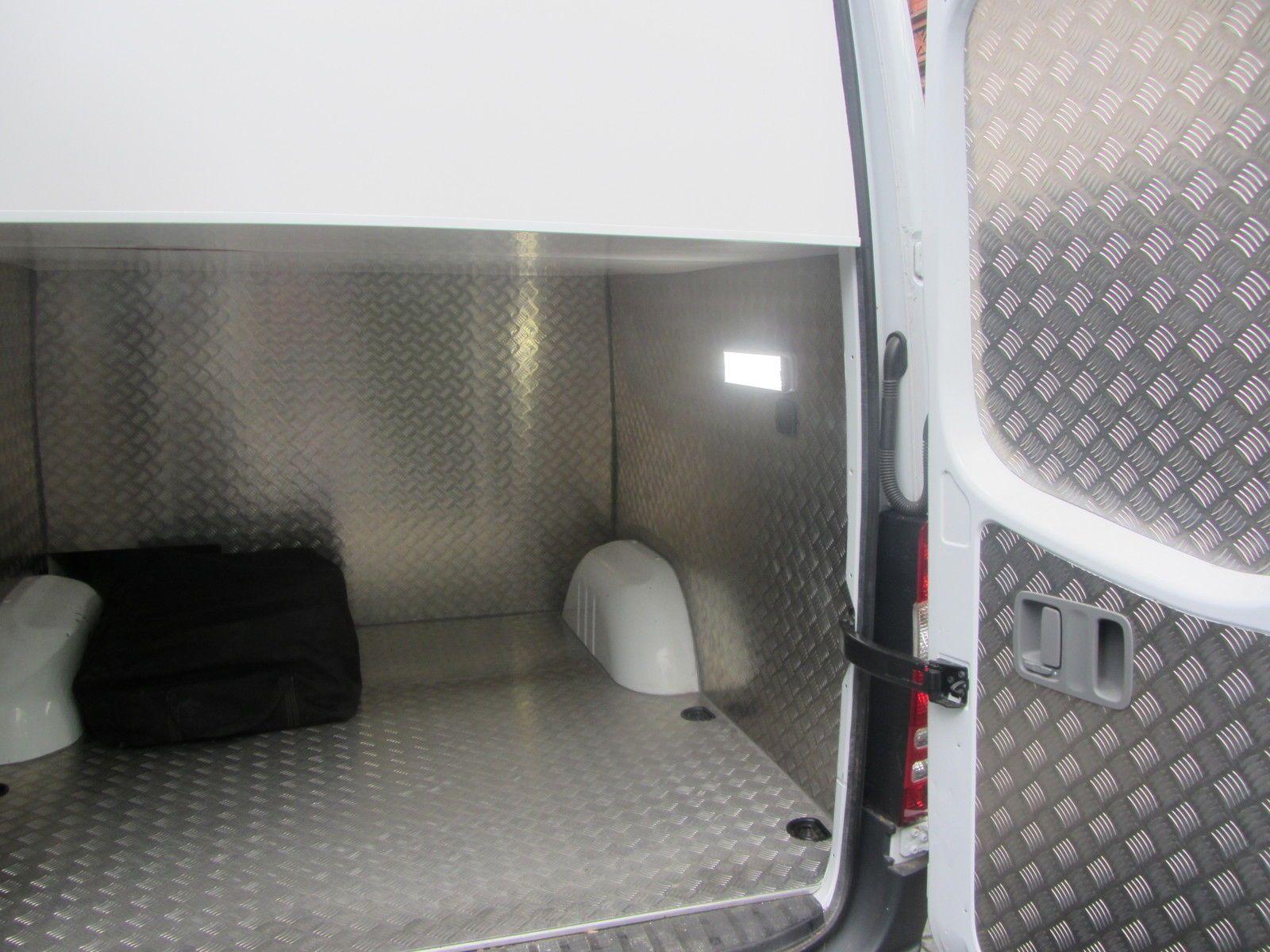 Mercedes Sprinter 313 CDI Sportshome Camper Van Conversion Race 4 Berth In Cars Motorcycles