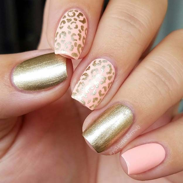 42 Easy Nail Art Designs Easy Nail Art Designs Paint Stripes And