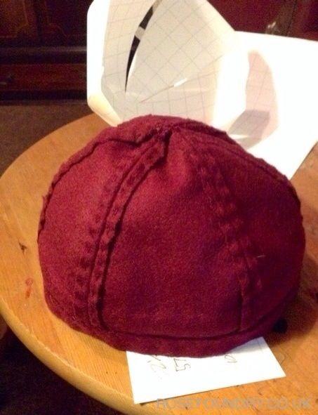 a5697749 birka cap pattern - Google Search | SCA - Headwear & Hairstyles ...