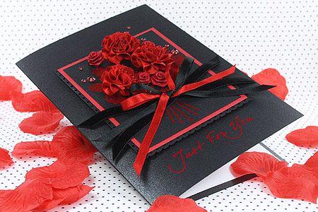 Luxury Valentines Day Card Valentino Fun – Luxury Valentines Cards