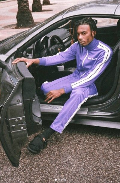 eadac4689c3 Discover Playboi Carti posing in his car now on Spott ...
