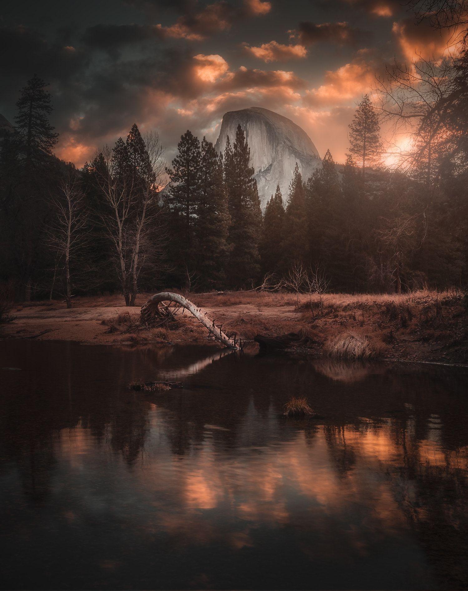 My Happy Place Amazing Weekend At Yosemite National Park Nikon D850 Nikon 16 35mm Instagram Com Rsphotolog Happy Places My Happy Place Nature