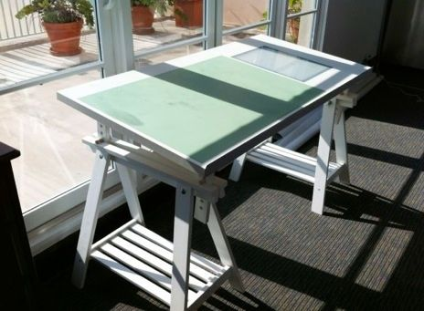 Ikea Drafting Table Cool Furniture Home Decor Table