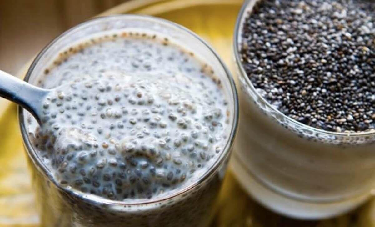 perdita di peso ricette frullato di semi di chia
