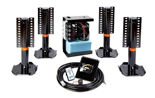 Bigfoot Wc E4501 Ez Wireless Leveling System Class C Ford E
