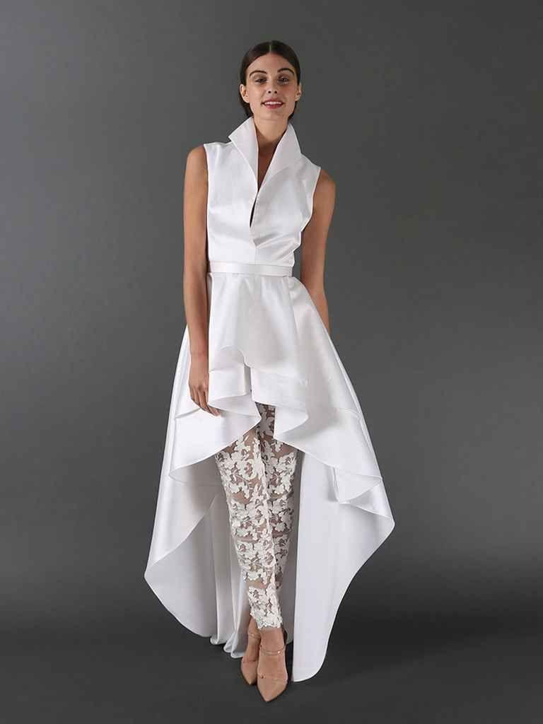 kurze schwarz weiße kleider mit überwurf