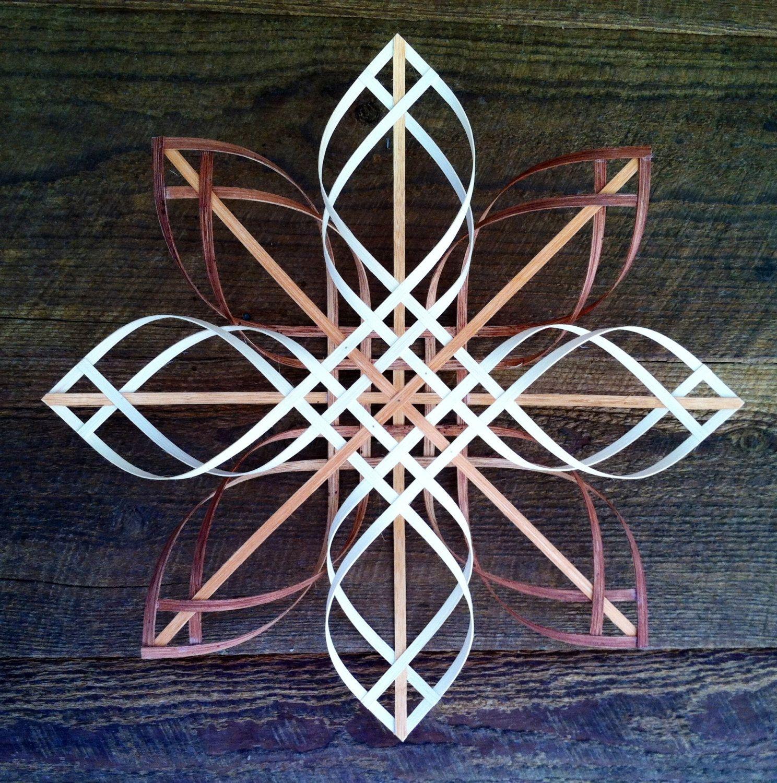 Scandinavian - Swedish - Advent woven reed star ...