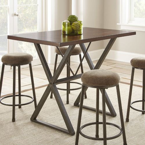 Found It At AllModern Omaha Counter Height Dining Table Kitchens - Counter height table inches