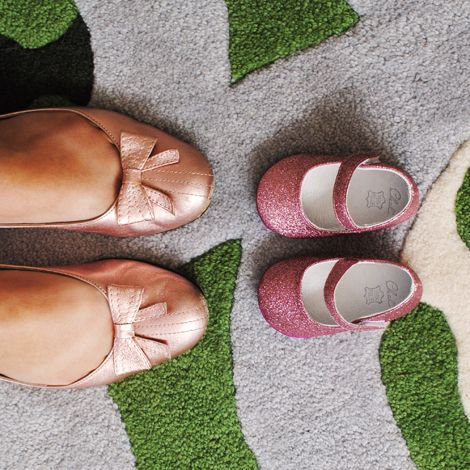 i love baby shoes!